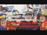 Schon wieder Karneval Polizeigewerkschaft will Pfefferspray-Kauf erschweren!
