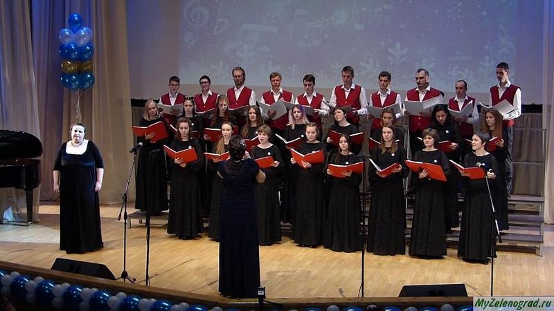 Академический хор НИУ МИЭТ Pie Jesu из Requiem
