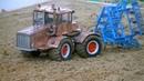 Traktorado RC Traktor T-150 K - Jorn Deere - K 700 Tractors Ploughing Plowing Schlepperherz