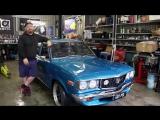 The Skid Factory. Обзор проекта_ Mazda RX-3 1973 BMIRussian