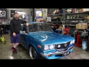 The Skid Factory. Обзор проекта_ Mazda RX-3 1973 BMIRussian