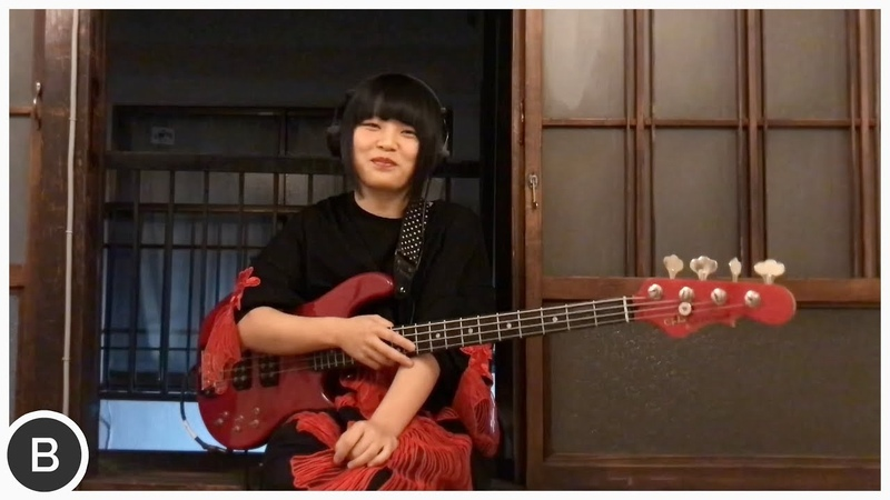 JAPANESE BASSIST 燐 Lin