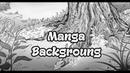 Manga BackGround (nature) [SpeedPaint]
