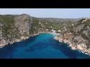 Cala la Granadella FULL TOUR, Javea Alicante (Antes del fuego) - Phantom 4K HD