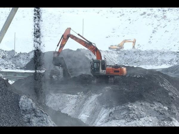 ГОК «Инаглинский» выполнил план по добыче угля и выпуску концентрата в 2018 году!