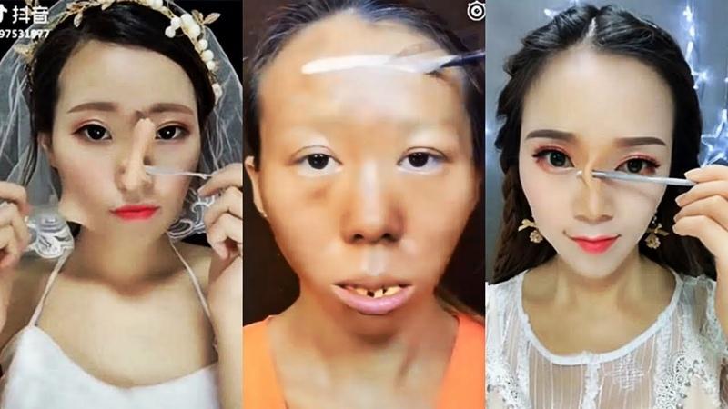 Best VIRAL Asian Makeup Transformations 2018 😱 Asian Makeup Tutorials Compilation