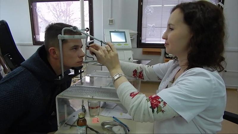 Курс офтальмологии (снято для Института усовершенствования врачей г.Чебоксары)