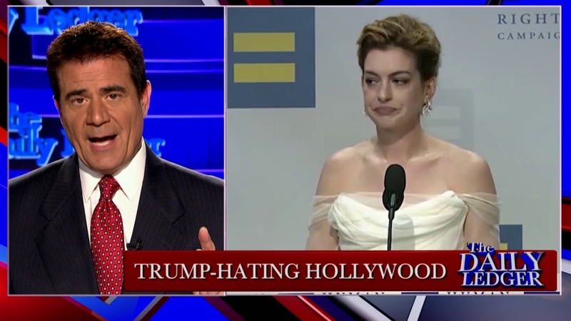 Stop the Tape Trump Hating Hollywood