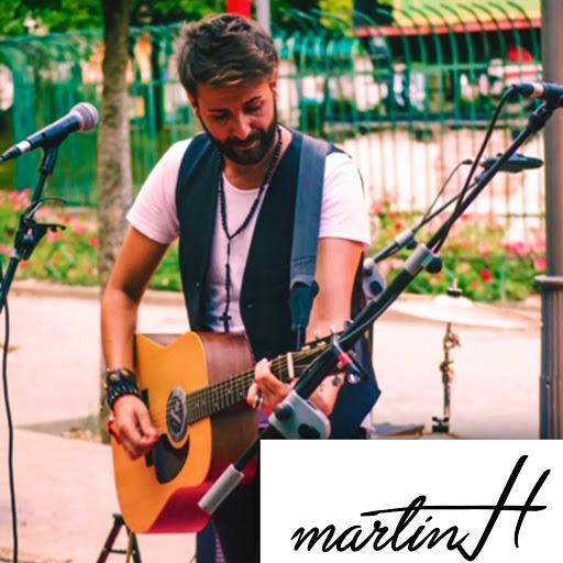 Martin H альбом Aléjate de Mi