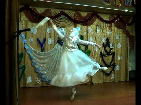 Тихвинские Славичи Танец рождественской снежинки