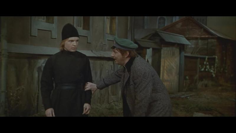БРАТЬЯ КАРАМАЗОВЫ (1968) - драма, экранизация