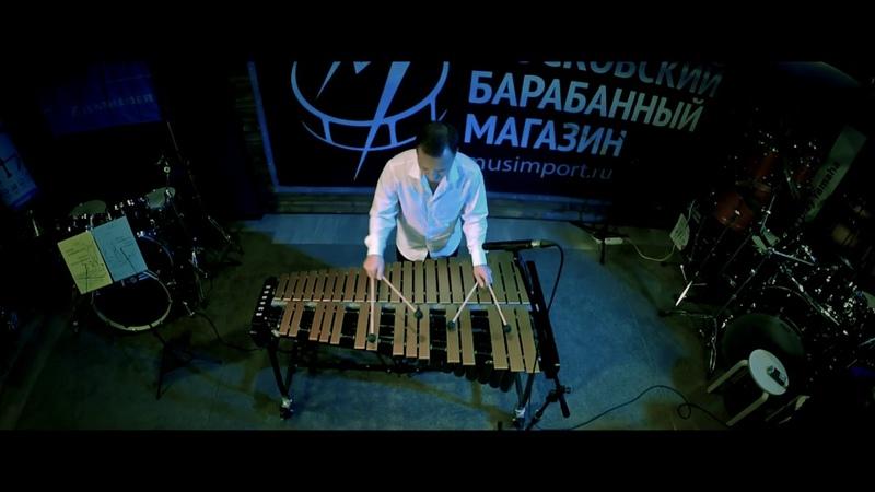 Anatoly Tekuchyov plays Pierrot's Tears vibraphone solo