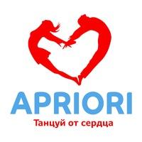 Логотип Студия танцев Apriori - Владивосток