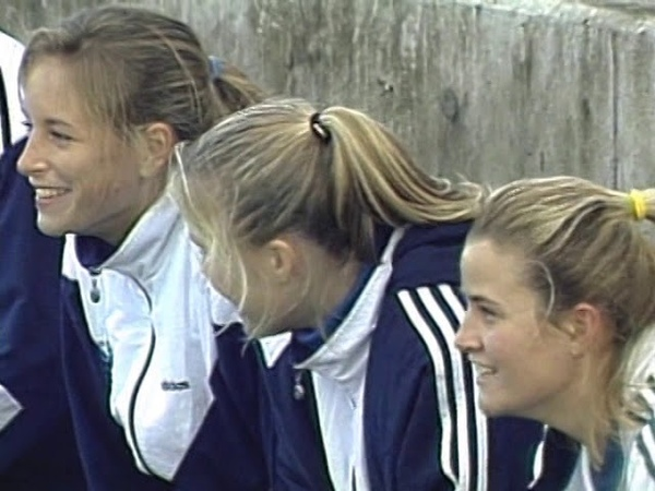 1994 NCAA Womens Soccer Final ⚽ UNC vs. Notre Dame (Part 4)