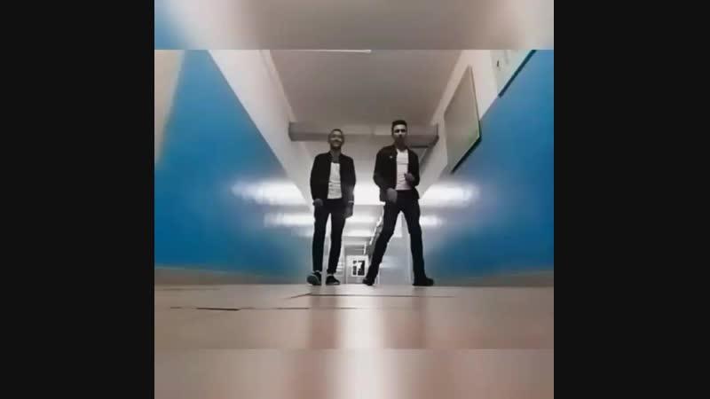 Shuffle Danse J/A