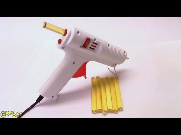 How to make glue gun sticks