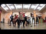Reggaeton Boogaloo dance club Sergey Timofeev choreo