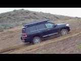 Chevrolet Tahoe, Lexus LX570, Nissan Patrol, Toyota Land Cruiser 200  Range Rover - кто быстрее