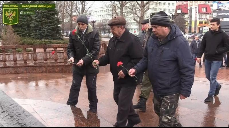 Военнослужащие НМ ЛНР приняли участие в автопробеге Крым наш