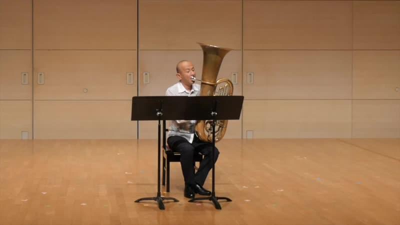 Contour for Tuba (Dai FUJIKURA) tuba solo