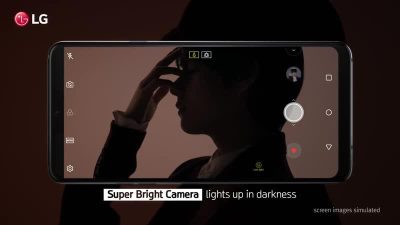 180525 LG G7 ThinQ USP Video with BTS (V, Super Bright Camera)