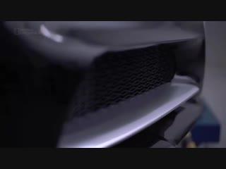 Мегазаводы National Geographic _ Bugatti Chiron