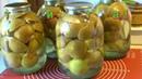 Как Закрыть Очень Вкусные, Крупные Груши на Зиму/Large Pears in Winter