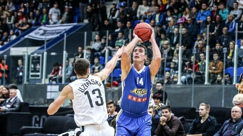 VTBUnitedLeague • Nizhny Novgorod vs Kalev Highlights Oct 7, 2018
