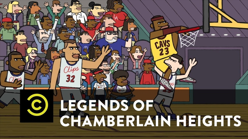 Legends of Chamberlain Heights - Courtside at a Cost - Uncensored