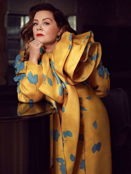 Melissa McCarthy InStyle US, February 2019