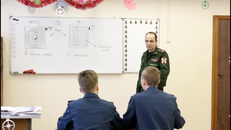 команда Дежурный расчет школа №24 г.Владимир