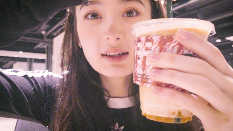 [talk] 핵 주관적인 라나의 아카마 마시는 법! How to drink A-CA-MA (Iced Caramel Macchiato)