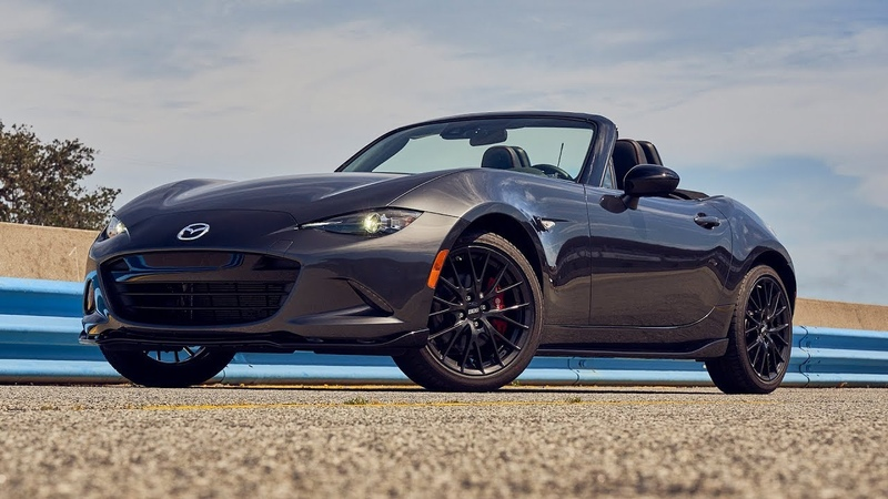 Best Driver's Car Contender 2019 Mazda MX-5 Miata Club