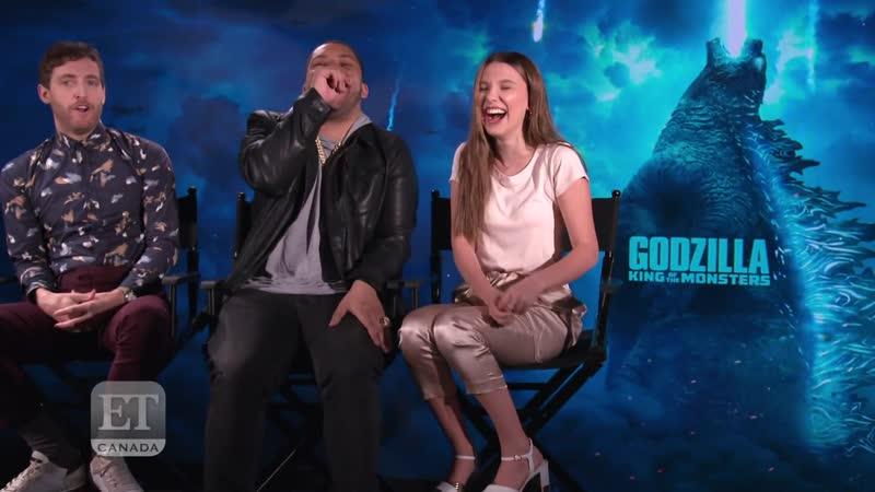 Godzilla King Of Monsters Cast Talk Biggest Prankster On Set ¦ EXTENDED