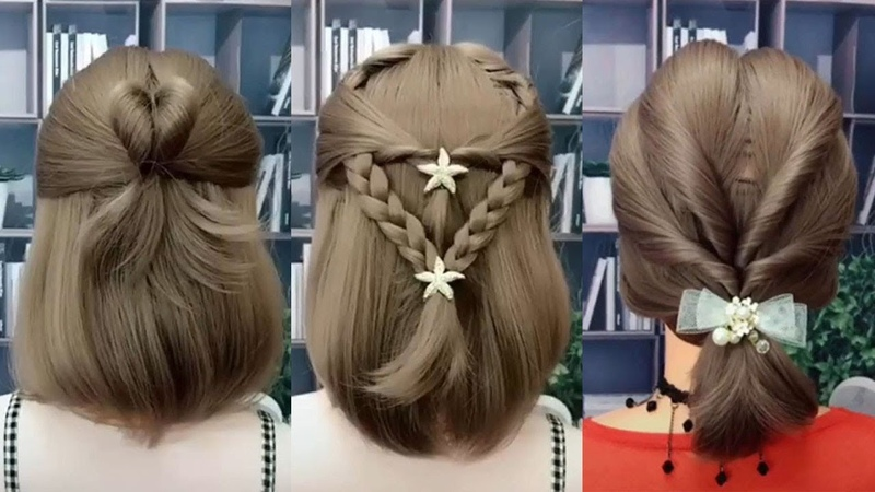 26 Braided Back To School HEATLESS Hairstyles! 🌺 Best Hairstyles for Girls   Part 31