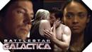 Battlestar Galactica | Lee Starbuck's Love Story