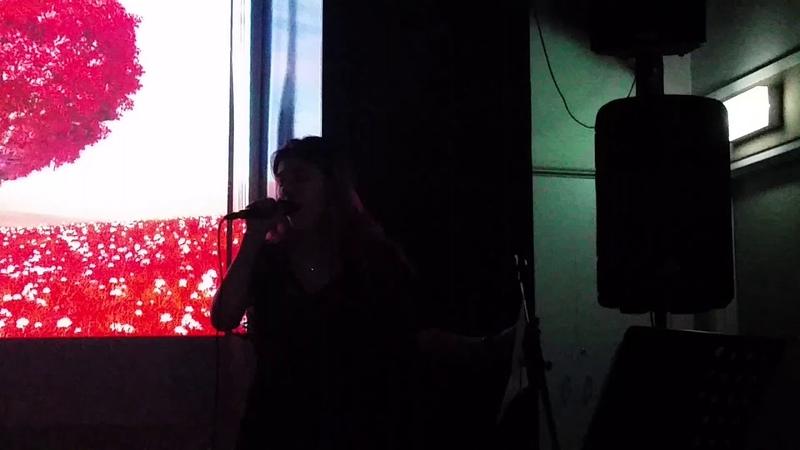 Kokia - Fate (Vocal cover by Maria K) LIVE