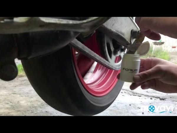Сухая смазка Forum Обработка приводной цепи Kawasaki ZZR 400