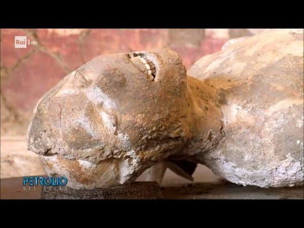 Gli scavi di Pompei - Petrolio 28/07/2017