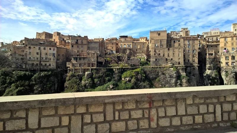 The Cityscape of Constantine, Algeria .......... Part 1