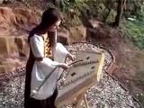 Цимбалы. Божественная музыка...