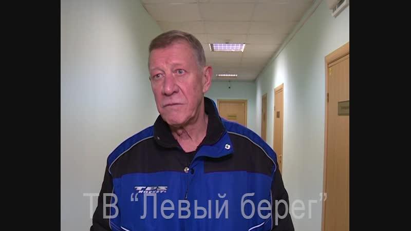 Алексей Константинович Мишин об игре