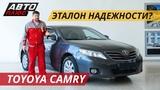 Лучше старая Toyota Camry или новый Hyundai Solaris?