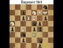 ♚ ШАХ И МАТ ♚ Шахматная задача, которая поставит Вас в тупик