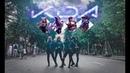 [ NOT KPOP IN PUBLIC ] K/DA - POP/STARS (Madison Beer, (G)I-DLE, Jaira Burns) Dance Cover @ FGDance