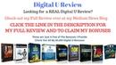 Digital U Review $3 000 Worth of Bonuses Must Have