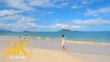 4K Nature Scenic Relax Film - Oahu Island Beaches, Hawaii - Part #1