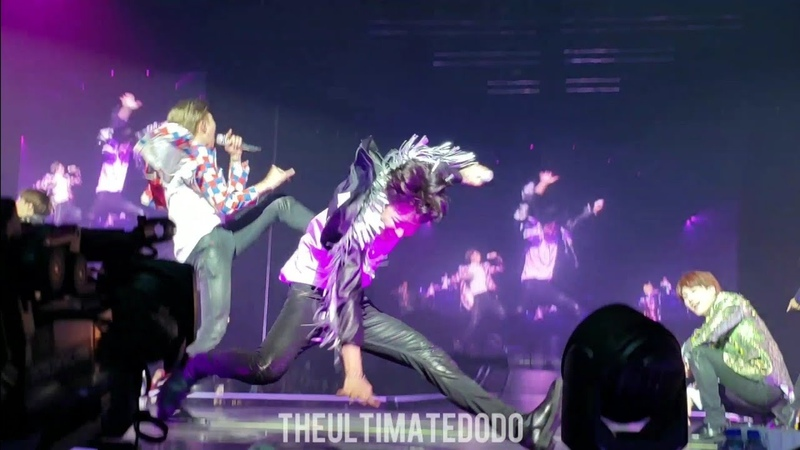 180923 Baepsae 뱁새 @ BTS 방탄소년단 Love Yourself Tour in Hamilton Fancam 직캠