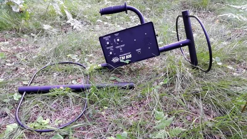 Whites TM 808 _ Видеообзор глубинного металлоискателя