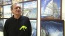 Выставка художника-мариниста А. Красильщикова «Вокруг света на «Крузенштерне»